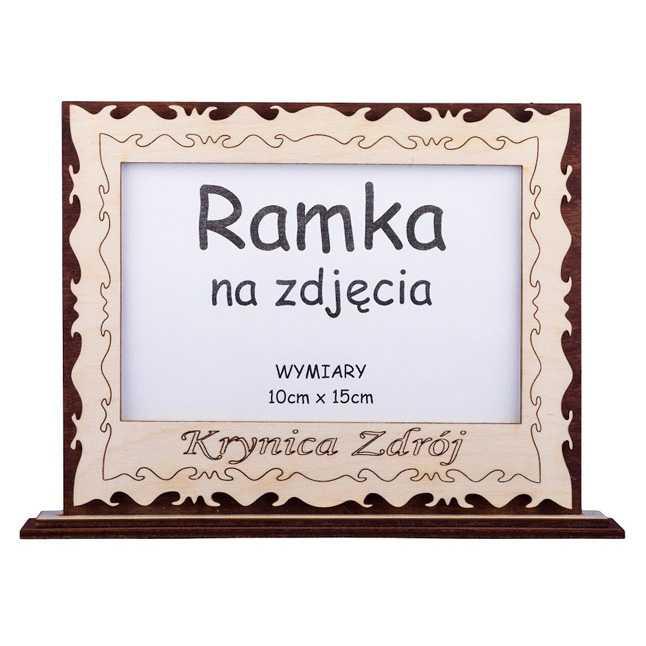 RAMKA NA ZDJĘCIA O WYMIARACH 10 X 15